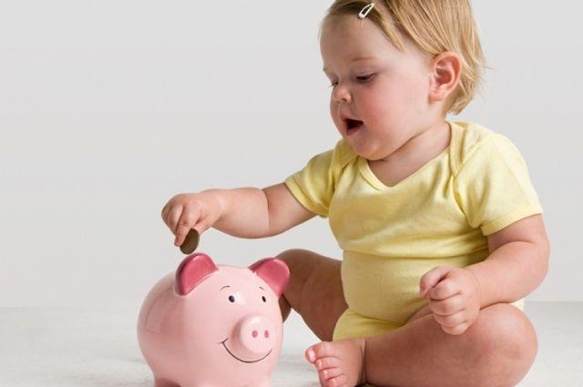 Украинские семьи смогут получать пособие на ребенка через интернет