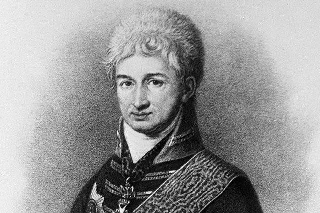 Николай Резанов.