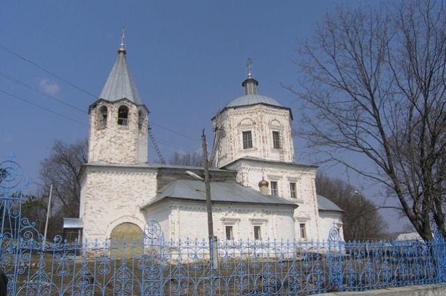 Это самое старое культовое сооружение на территории Пензенской области.