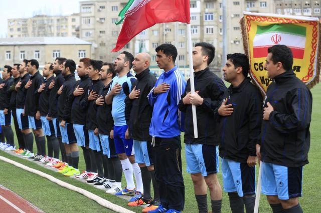 Впорт Махачкалы прибыл отряд военных кораблей ВМС Ирана