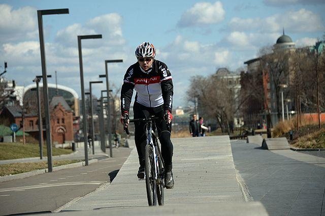 В столице открывается велосезон.