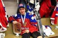 Кирилл Ураков с «бронзой» молодежного чемпионата мира