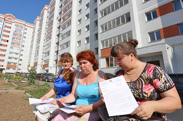Дело дольщиков «Первого Пермского микрорайона» передали вуправление МВД