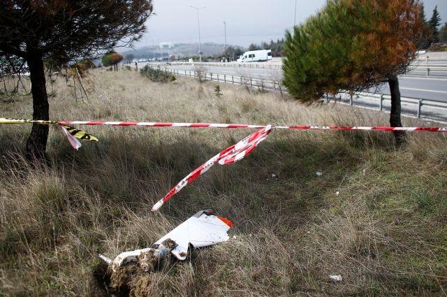 Эрдоган выразил сожаления семьям погибших вавиакатастрофе