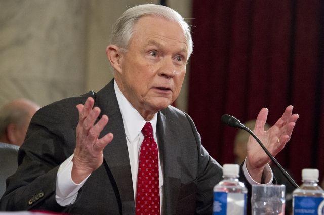 Джефф Сешнс призвал котставке 46 прокуроров, назначенных Обамой