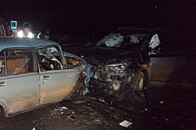 Травмы получили водители легковых автомобилей и пассажирка «ВАЗ 2107».