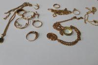 Воры похитили золото на круглую сумму
