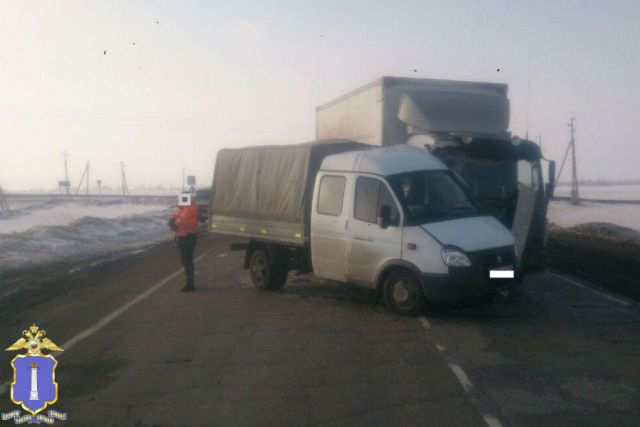 Серьезное ДТП натрассе «Ульяновск— Самара»: двое вреанимации