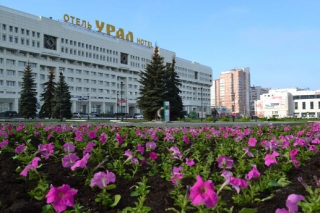Пермь весной снова украсит млн. цветов