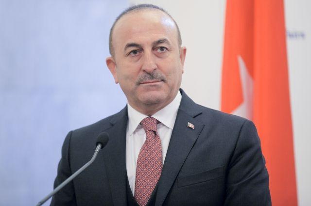 Поездка руководителя МИД Турции вШвейцарию отложена нанеопределённое время