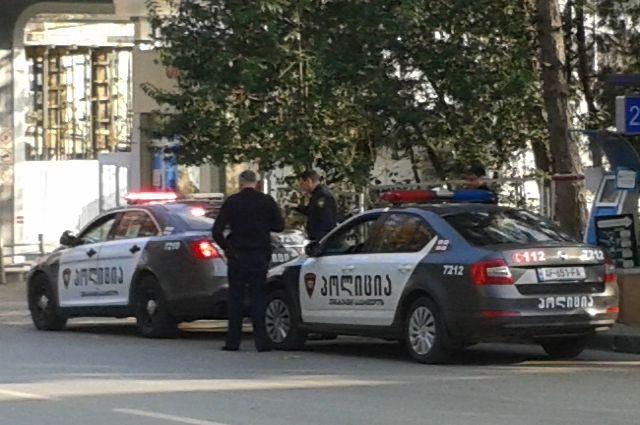 Милиция на100% контролирует ситуацию— руководитель МВД Грузии