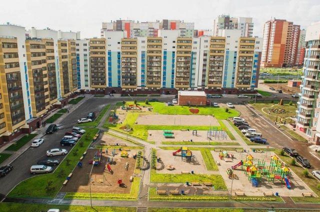 Красноярск получит 1,5млрдруб. наблагоустройство дворов инабережной Енисея