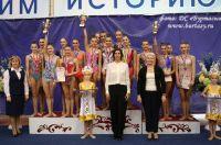 Весомый вклад в итоговый результат сборной ПФО внесли пензенские гимнастки Елизавета Луговских, Дарья Зайцева и Полина Хонина.