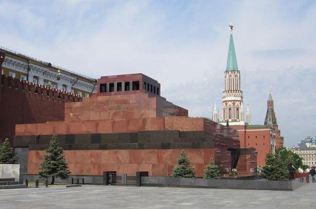 РПЦЗ требует убрать Ленина сКрасной площади