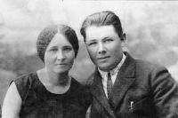 Зинаида и Александр Иванцовы.