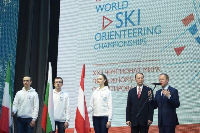 Спортсмены из Академии зимних видов спорта Красноярского края, убедительно выступили на завершившихся международных соревнованиях.