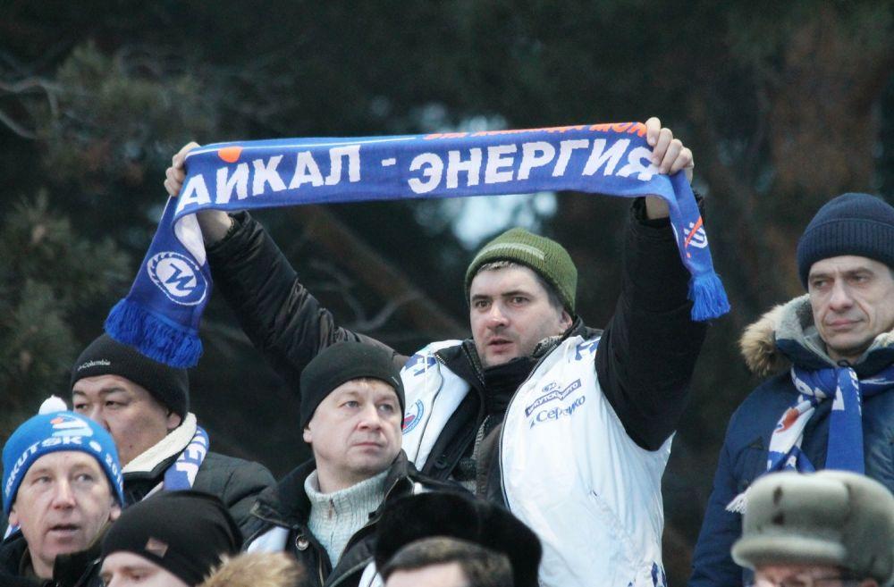 Несмотря на участие нашего клуба в скандале в русском хоккее, иркутские болельщики все же пришли поддержать любимый коллектив.