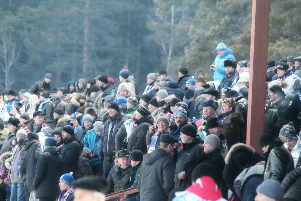 Согласно официальному протоколу, посмотреть две игры «Байкал-Энергии» в Иркутске на трибунах суммарно собрались более 6.300 зрителей.