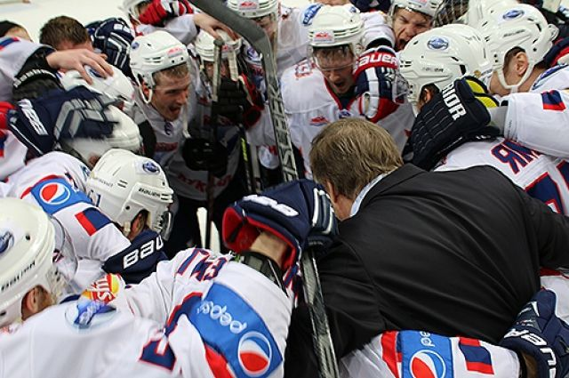 Нижегородская «Чайка» проведёт 1-ый домашний матч плей-офф 15марта