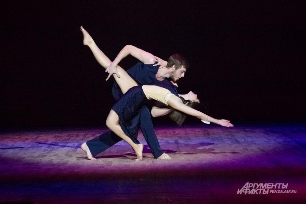 Красота и страсть в одном танце.