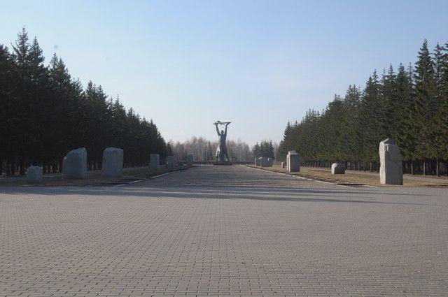 Откроется пост №1 в преддверии 72-й годовщины Победы в Великой Отечественной войне.