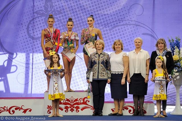 В истории художественной гимнастики Пензенской области это первые медали в индивидуальной программе.