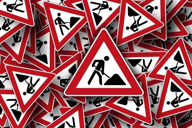 Под Ростовом из-за ремонта дороги создалась впечатляющая пробка