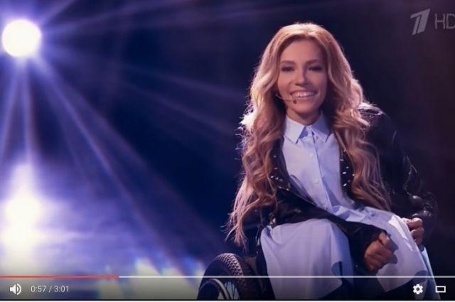 Россию на конкурсе «Евровидение-2017» представит певица, прикованная в инвалидной коляске.