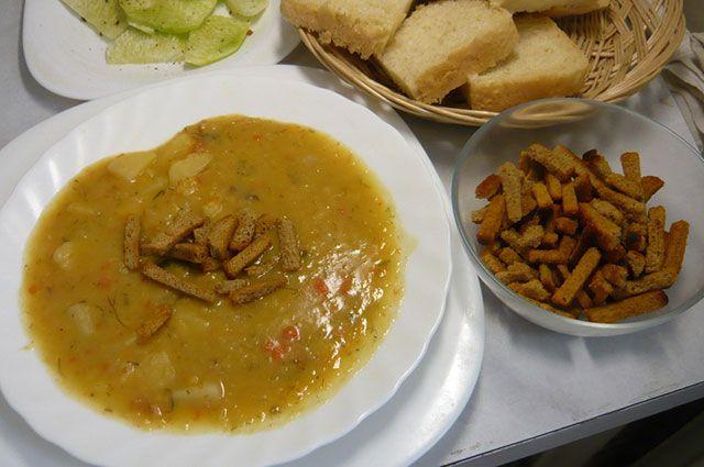Двое мужчин вТюмени доволдырей ошпарились супом, пока его варили
