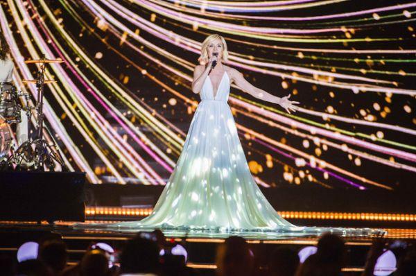 В 2015 году Россию представляла певица Полина Гагарина. Она выступала с песней «A Million Voices» («Миллионы голосов») и заняла почётное второе место.
