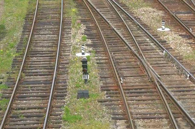 ВНижегородской области локомотив протаранил иномарку