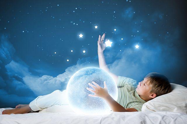 В цифрах и фактах: только 10% своих сновидений запоминает человек