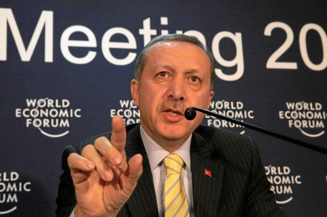 Эрдоган объявил, что Ангела Меркель оказывает поддержку террористам