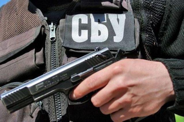 Сотрудники спецслужбы задержали вооруженных людей