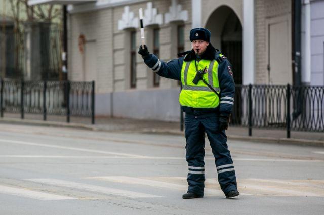 Автовладельцы нарушают ПДД за городом