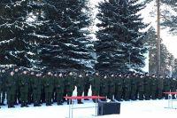 Военный комиссариат Нового Уренгоя признан лучшим в округе