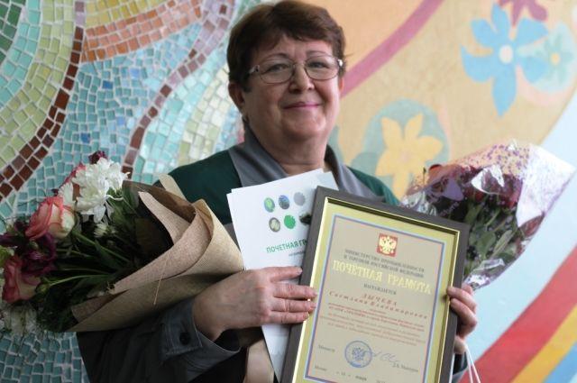 Светлана Лычева работает энергетиком.