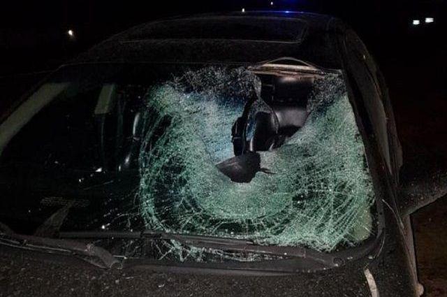 Шофёр «Крайслера» насмерть сбил пешехода наСтаврополье