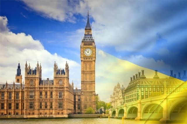 Украина просит пояснить  лорда Англии  его слова оКрыме