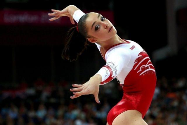 После Олимпиады Мустафина взяла паузу в карьере и сейчас ждет ребенка.