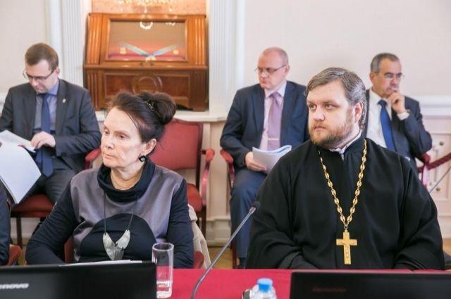 Заседание межведомственной комиссии по противодействию экстремистской деятельности.