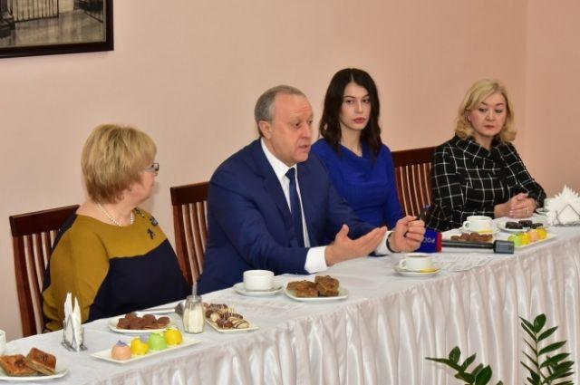 Экономический иинвестиционный потенциал Саратовской области будет расти!
