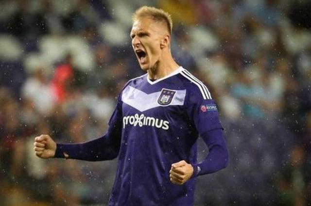 Теодорчик может вернуться в«Динамо» поокончанию сезона,— агент