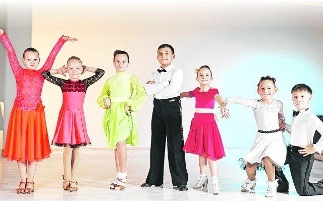 Красивые дети, красиво танцующие, знают толк и в женской красоте.