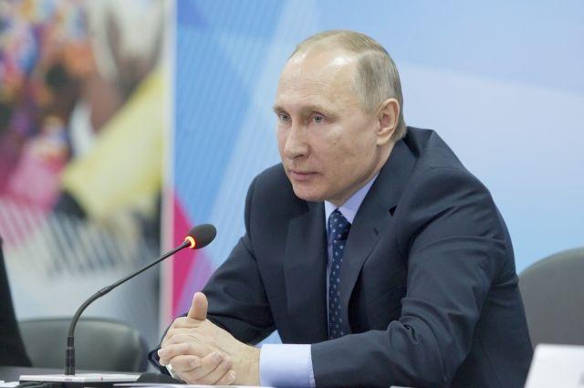 Путин резко высказался обантикоррупционных комитетах
