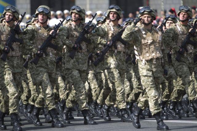 В Минобороны призвали офицеров запаса вернуться на службу в ВСУ