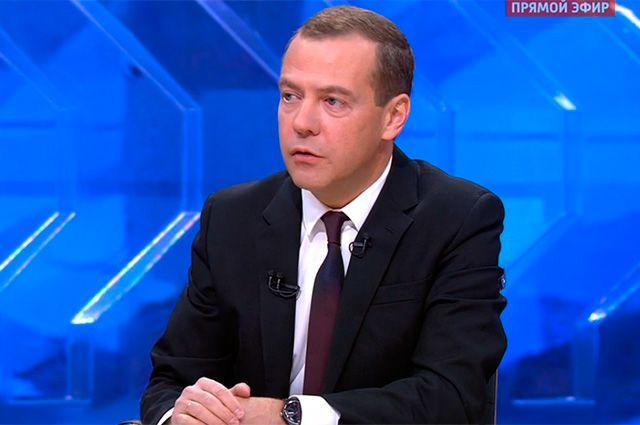 Неуберегли— Путин оМедведеве