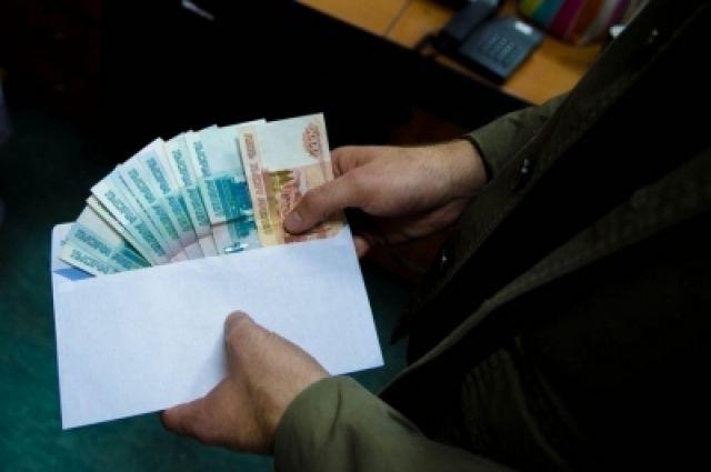 Доцент университета попался навзятках отстудентов вРостовской области
