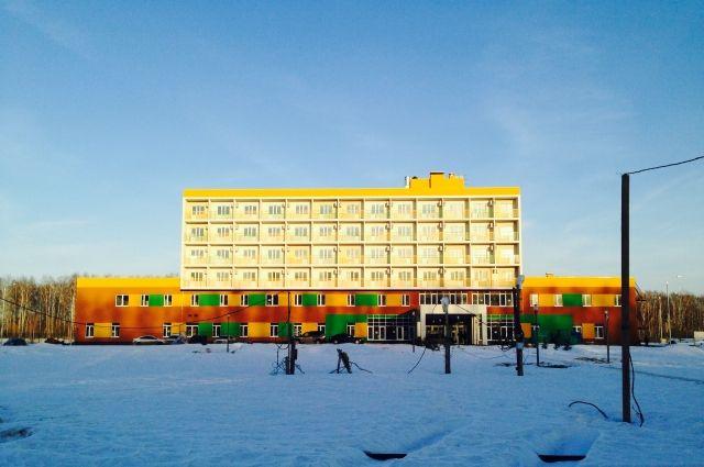 Спортивная база в городе Бор