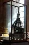 Купол Исаакиевского собора в разрезе.